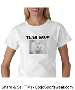 Team Snow white/black Design Zoom