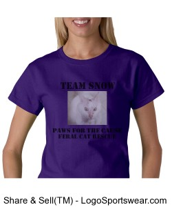 Team Snow purple/black Design Zoom