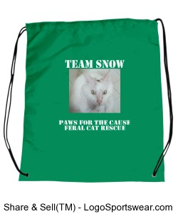 Team Snow Backpack Design Zoom
